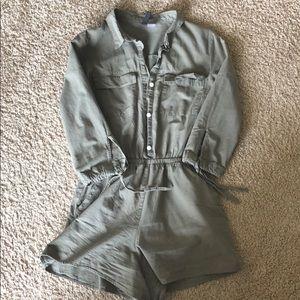 H&M khaki jumper